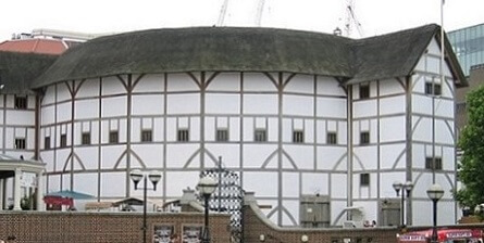 The Globe - Shakespeare's Theatre in London to visit during your English language study
