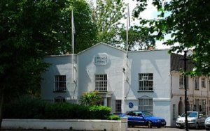 Ealing Studios near our Centre for English west London Ealing Green