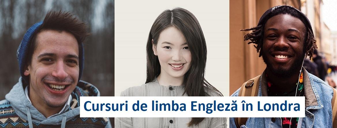 3 cursanţi internaţionali. Cursuri de limba Engleză în Londra.