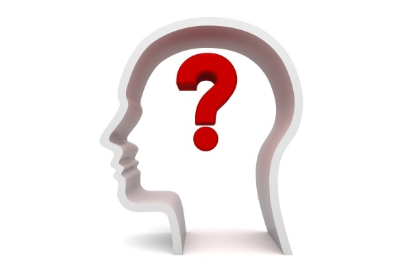 Head with question mark - what type of English learner are you?